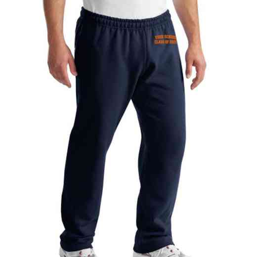 Class of  Embroidered Classic Adult Sweatpant