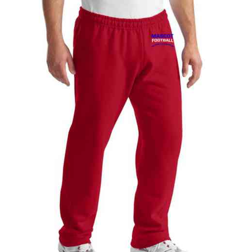 Football Embroidered Classic Adult Sweatpant