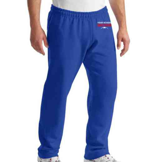 Soccer Embroidered Classic Adult Sweatpant