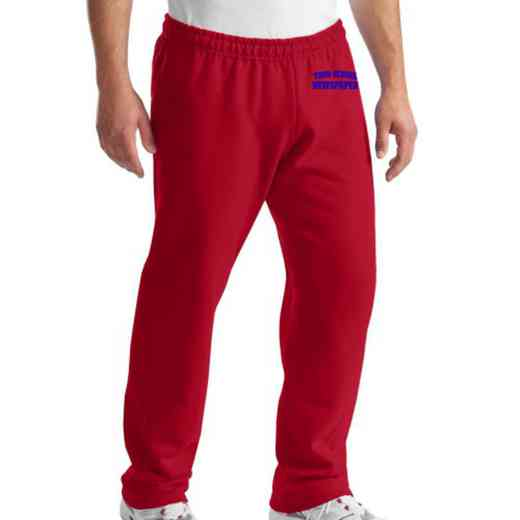 Newspaper Embroidered Classic Adult Sweatpant