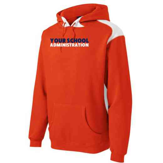Administration Youth Heavyweight Contrast Hooded Sweatshirt