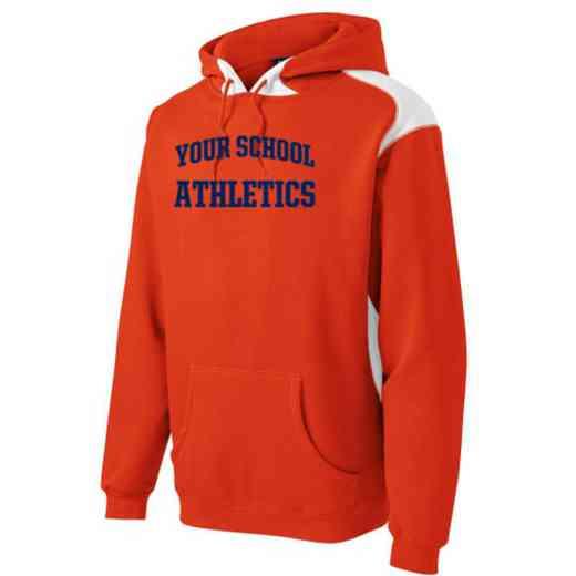 Athletics Youth Heavyweight Contrast Hooded Sweatshirt