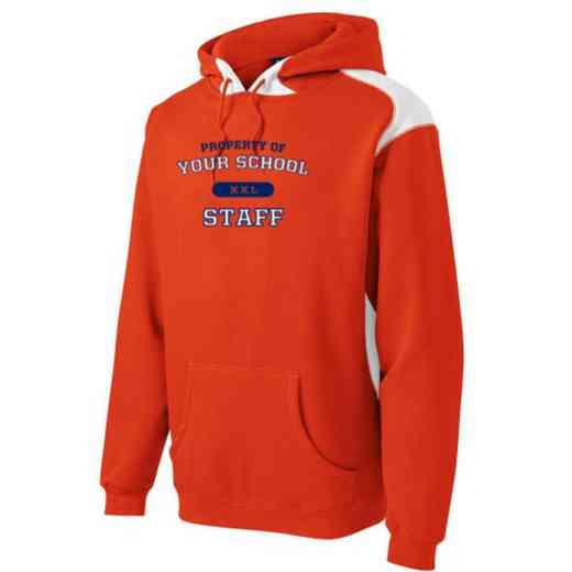 Staff Youth Heavyweight Contrast Hooded Sweatshirt