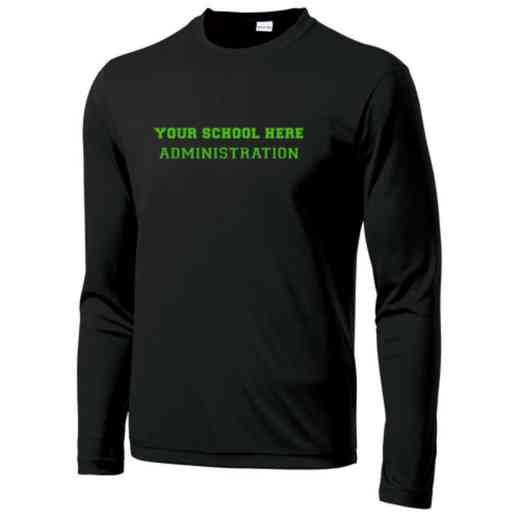 Administration Sport-Tek Youth Long Sleeve Competitor T-shirt