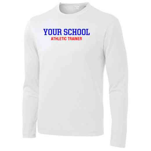 Athletic Trainer Sport-Tek Youth Long Sleeve Competitor T-shirt