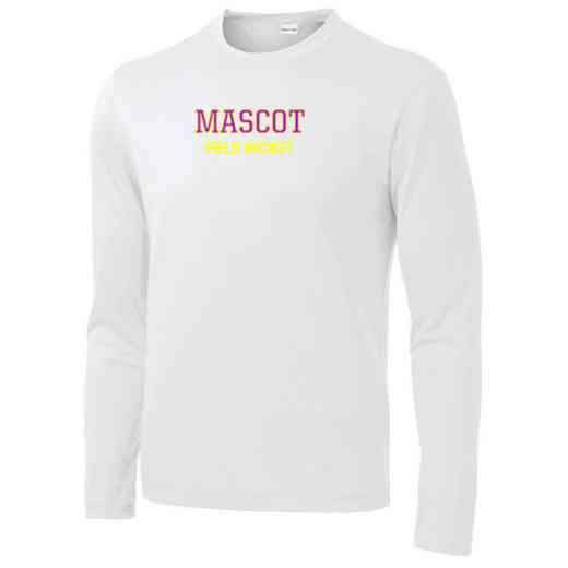 Field Hockey Sport-Tek Youth Long Sleeve Competitor T-shirt