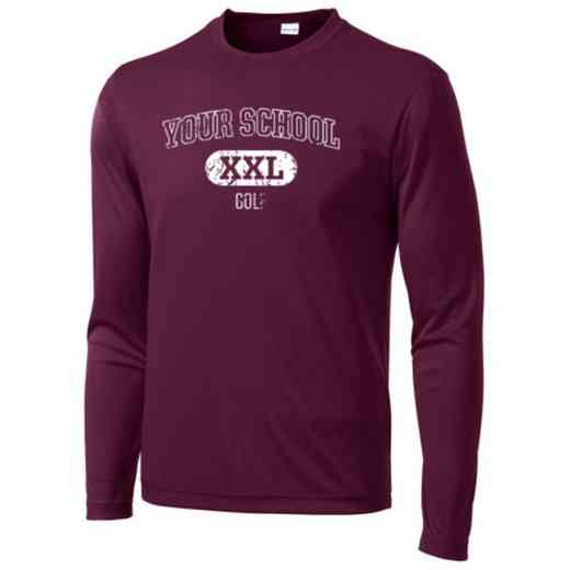 Golf Sport-Tek Youth Long Sleeve Competitor T-shirt
