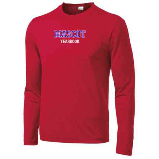 Yearbook Sport-Tek Youth Long Sleeve Competitor T-shirt