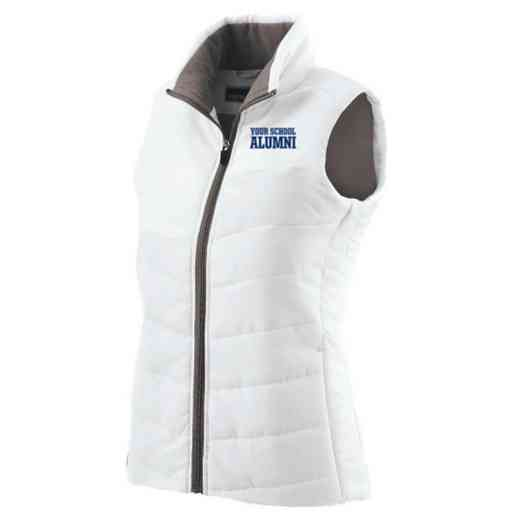 Alumni Embroidered Womens Admire Vest