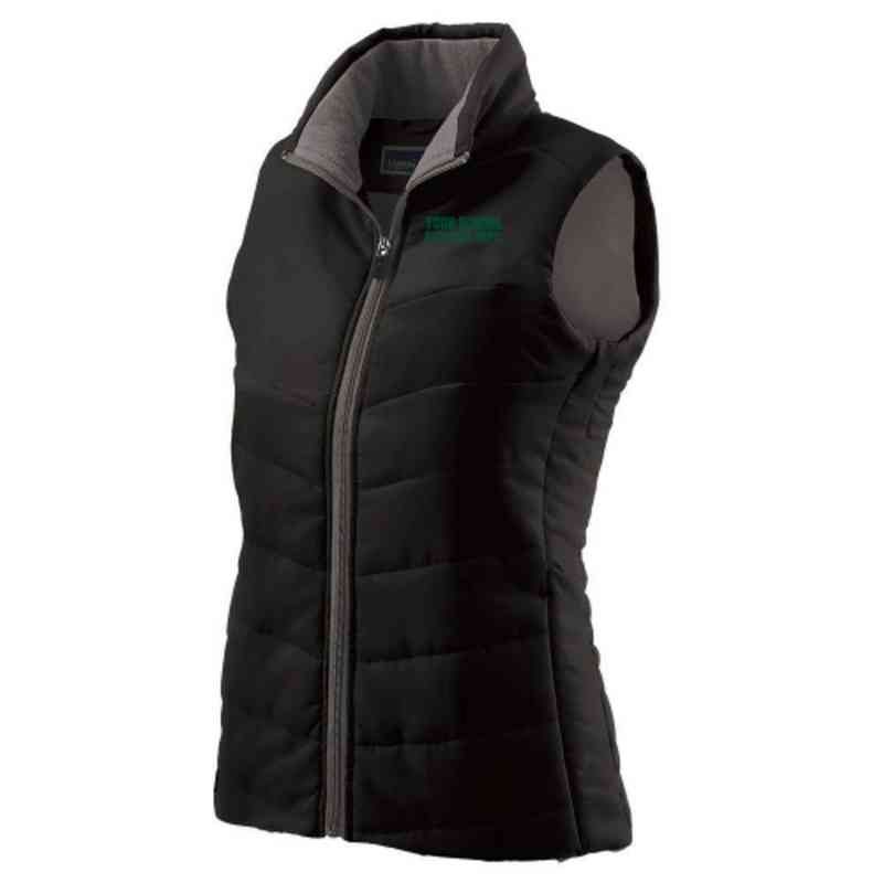 Athletic Department Embroidered Womens Admire Vest