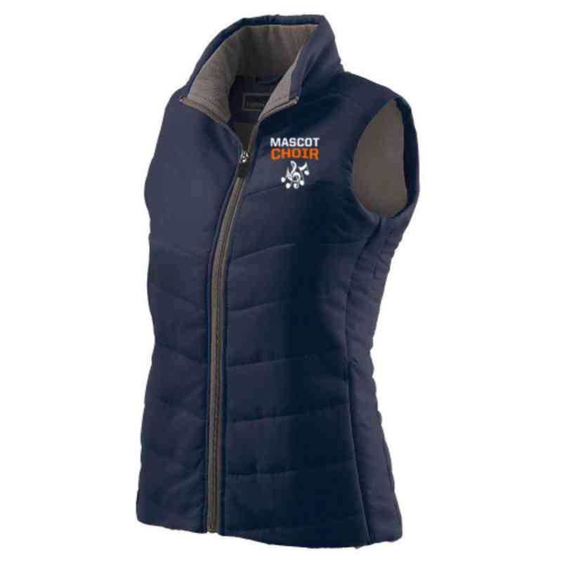 Choir Embroidered Womens Admire Vest