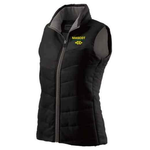 Cross Country Embroidered Womens Admire Vest
