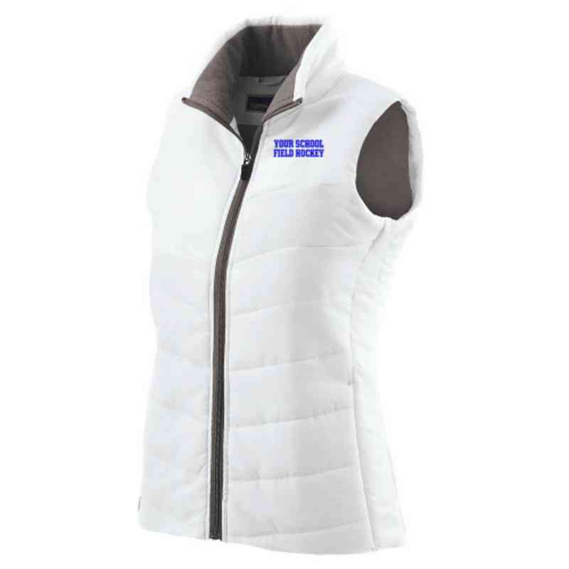 Field Hockey Embroidered Womens Admire Vest