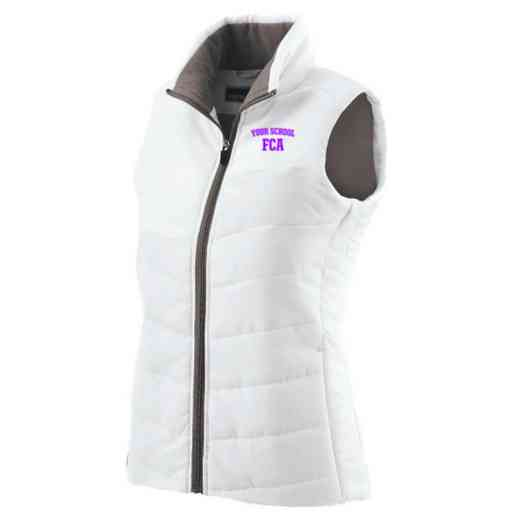 FCA Embroidered Womens Admire Vest