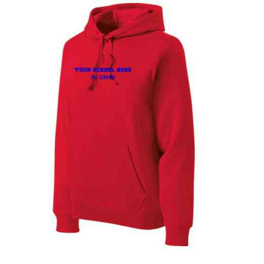 Alumni Heavyweight Sport-Tek Adult Hooded Sweatshirt