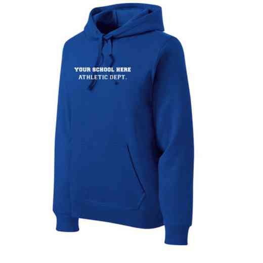 Athletic Department Heavyweight Sport-Tek Adult Hooded Sweatshirt