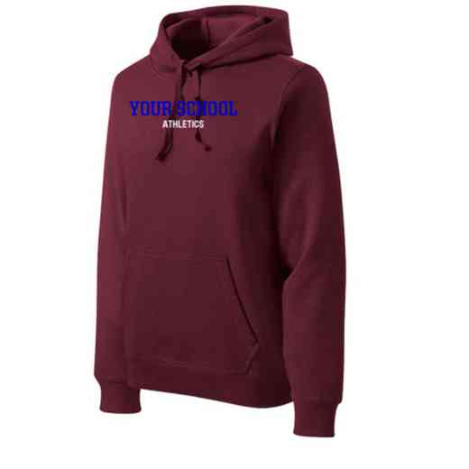 Athletics Heavyweight Sport-Tek Adult Hooded Sweatshirt