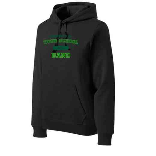 Band Heavyweight Sport-Tek Adult Hooded Sweatshirt