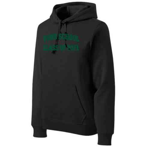 Class of  Heavyweight Sport-Tek Adult Hooded Sweatshirt