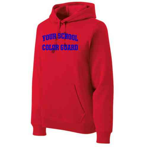 Color Guard Heavyweight Sport-Tek Adult Hooded Sweatshirt