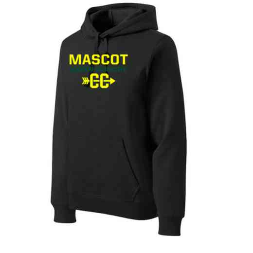 Cross Country Heavyweight Sport-Tek Adult Hooded Sweatshirt