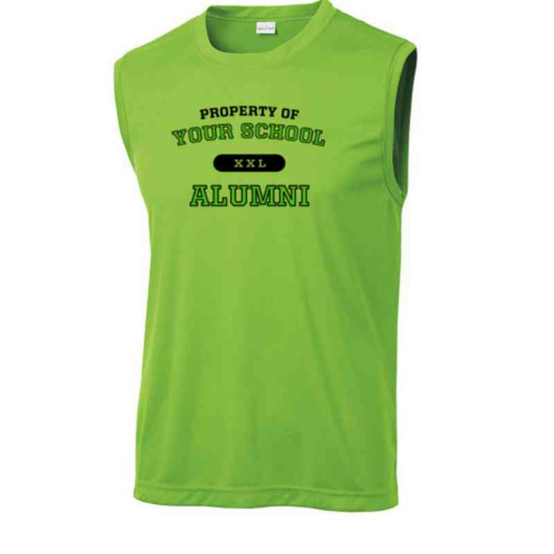 Alumni Sport-Tek Sleeveless Competitor T-shirt