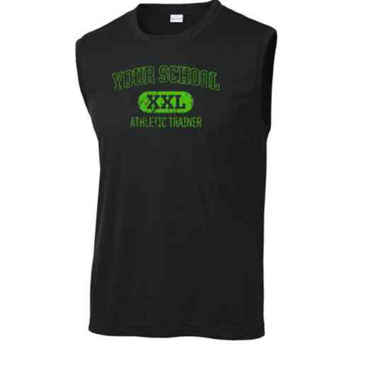 Athletic Trainer Sport-Tek Sleeveless Competitor T-shirt