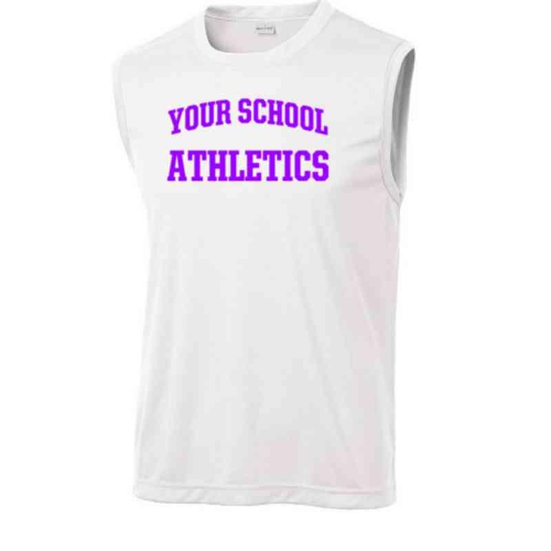 Athletics Sport-Tek Sleeveless Competitor T-shirt