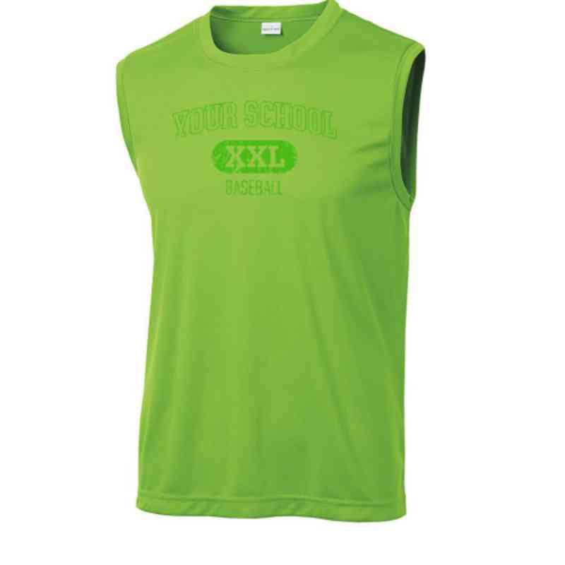 Baseball Sport-Tek Sleeveless Competitor T-shirt