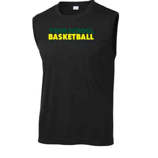 Basketball Sport-Tek Sleeveless Competitor T-shirt