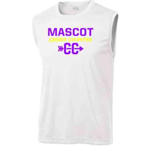 Cross Country Sport-Tek Sleeveless Competitor T-shirt