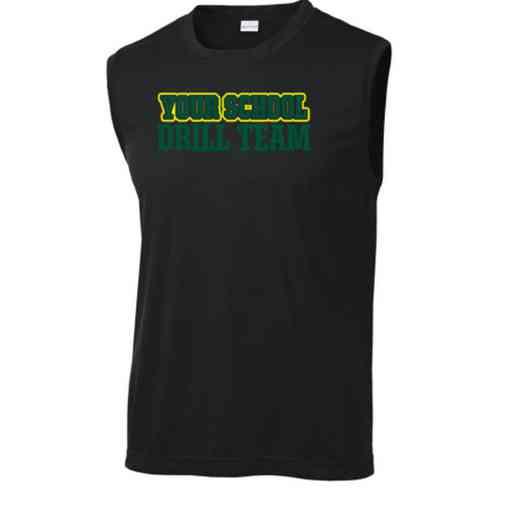 Drill Team Sport-Tek Sleeveless Competitor T-shirt