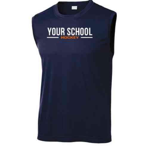 Hockey Sport-Tek Sleeveless Competitor T-shirt