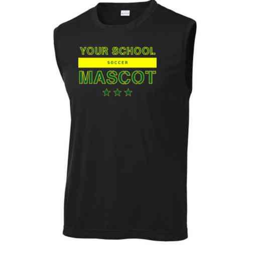 Soccer Sport-Tek Sleeveless Competitor T-shirt