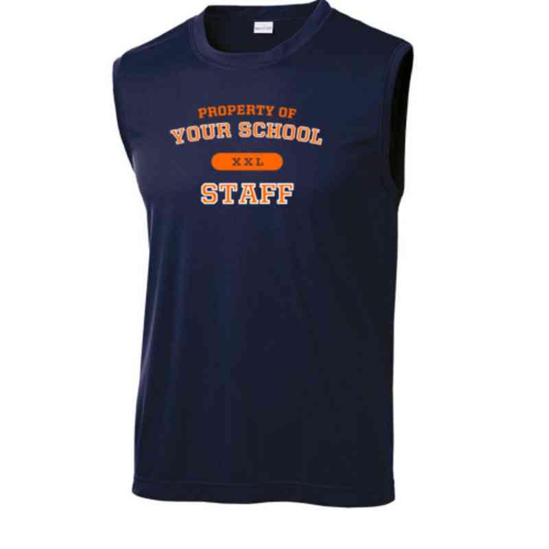 Staff Sport-Tek Sleeveless Competitor T-shirt