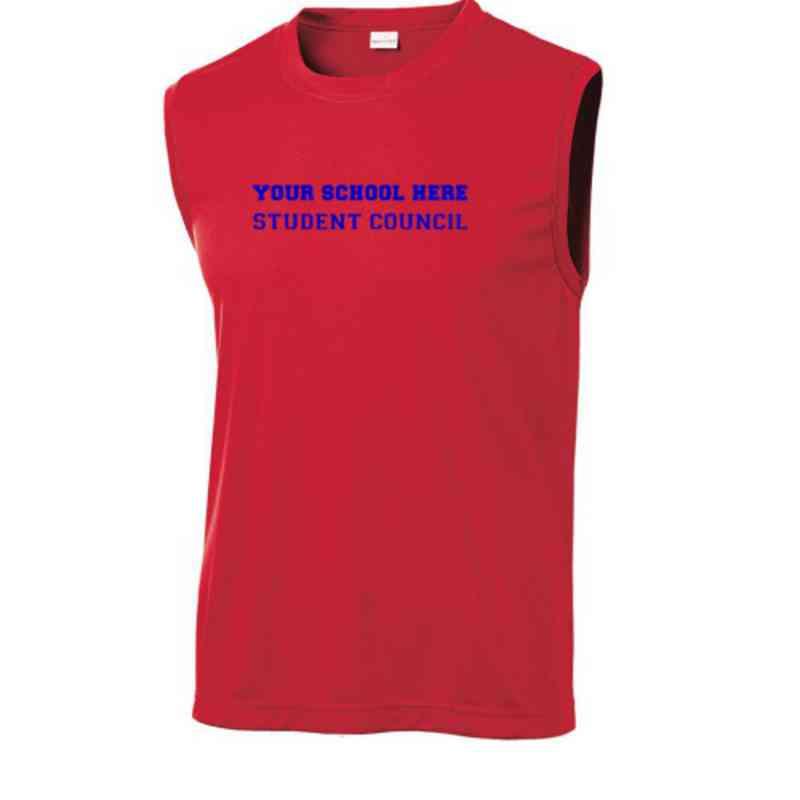 Student Council Sport-Tek Sleeveless Competitor T-shirt