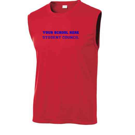 Student Council Sport-Tek Sleeveless Competitor T-shirt