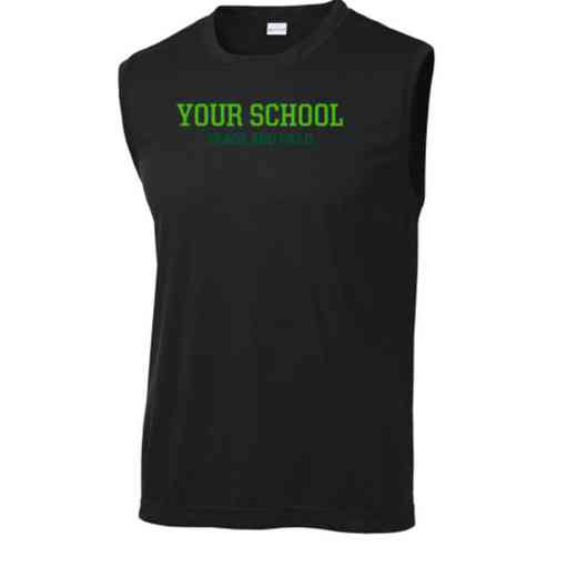 Track and Field Sport-Tek Sleeveless Competitor T-shirt