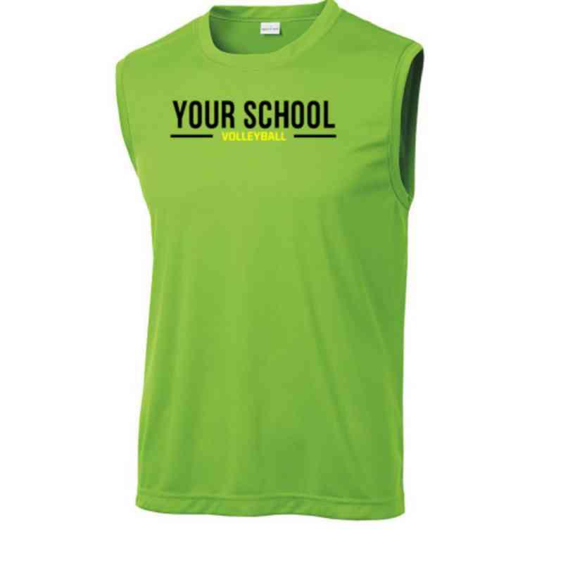 Volleyball  Sport-Tek Sleeveless Competitor T-shirt