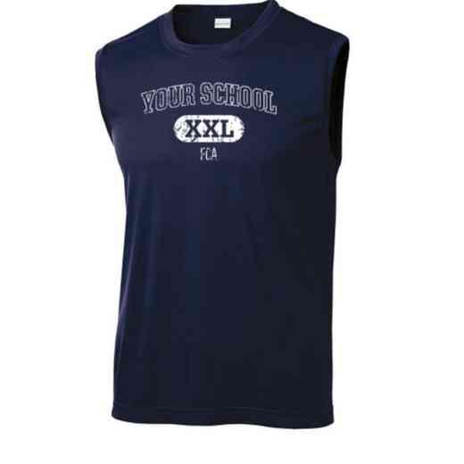 FCA Sport-Tek Sleeveless Competitor T-shirt