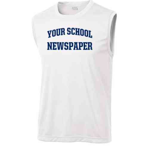 Newspaper Sport-Tek Sleeveless Competitor T-shirt