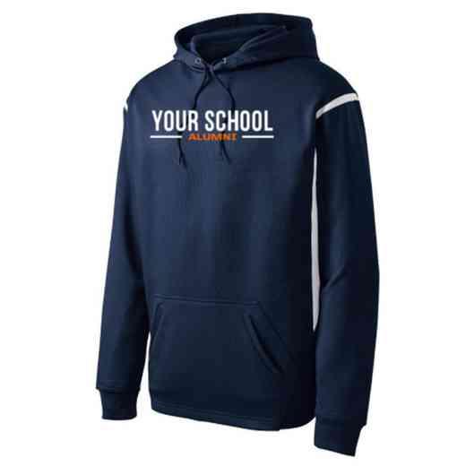 Adult Alumni Athletic Fleece Hoodie
