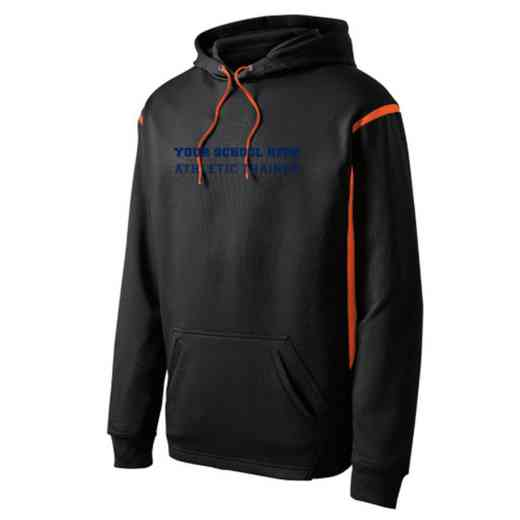 Adult Athletic Trainer Athletic Fleece Hoodie