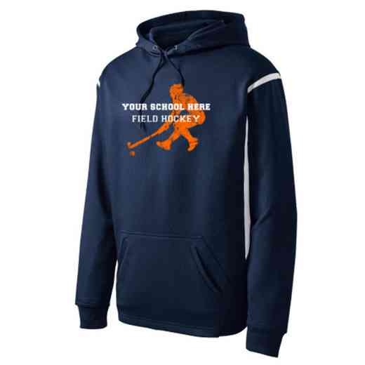 Adult Field Hockey Athletic Fleece Hoodie