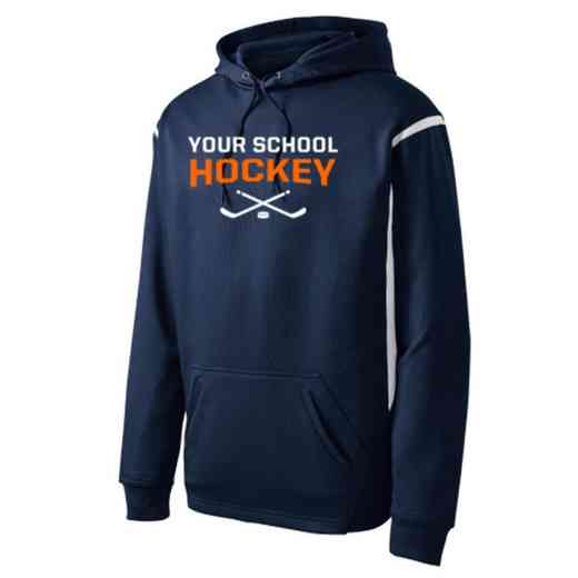 Adult Hockey Athletic Fleece Hoodie