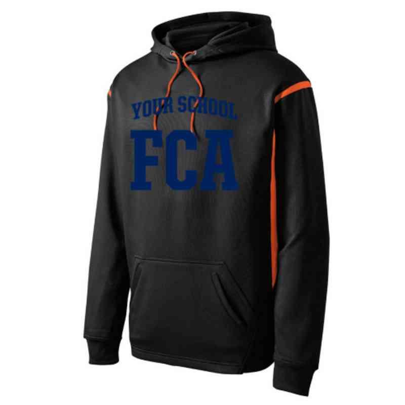 Adult FCA Athletic Fleece Hoodie