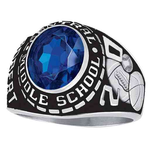 Men's JH11 Tribute I Junior High Class Ring