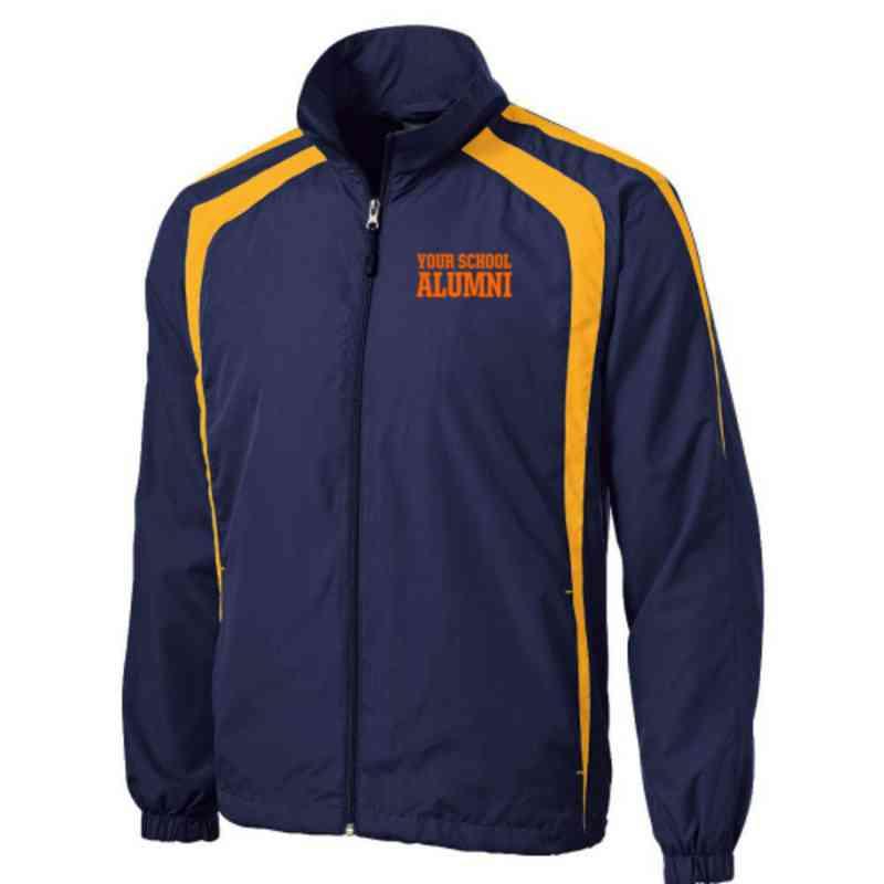 Men's Alumni Embroidered Lightweight Raglan Jacket