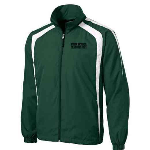 Men's Class Pride Embroidered Lightweight Raglan Jacket