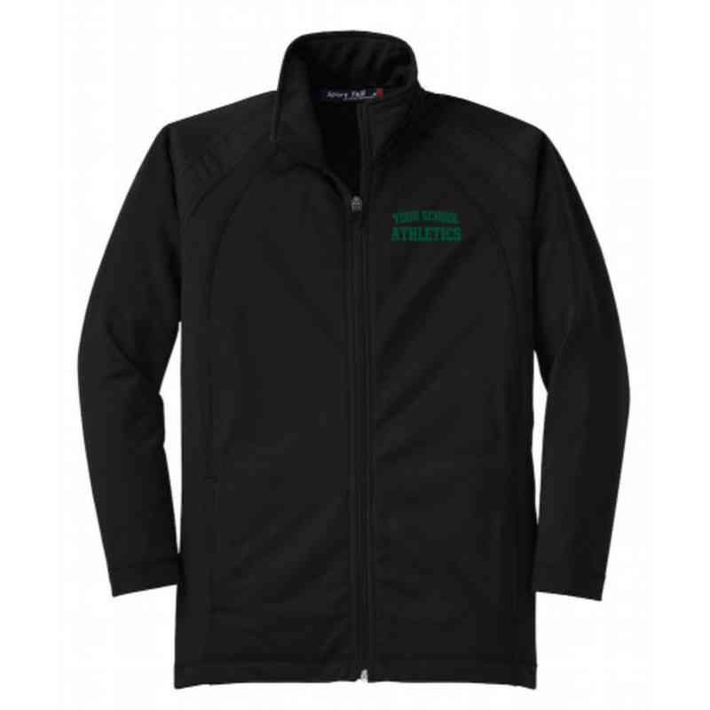 Youth Athletics Athletic Embroidered Tricot Track Jacket